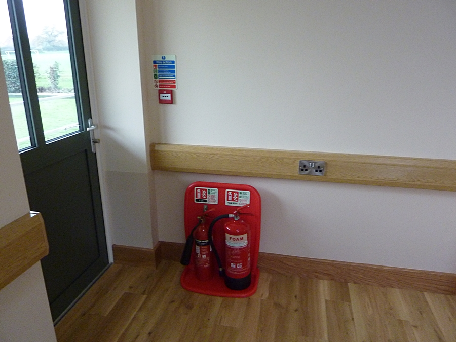 Fire extinguishers 1