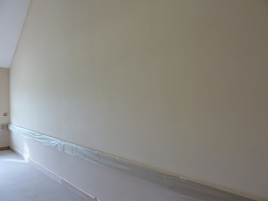 Meeting room wall paint 1