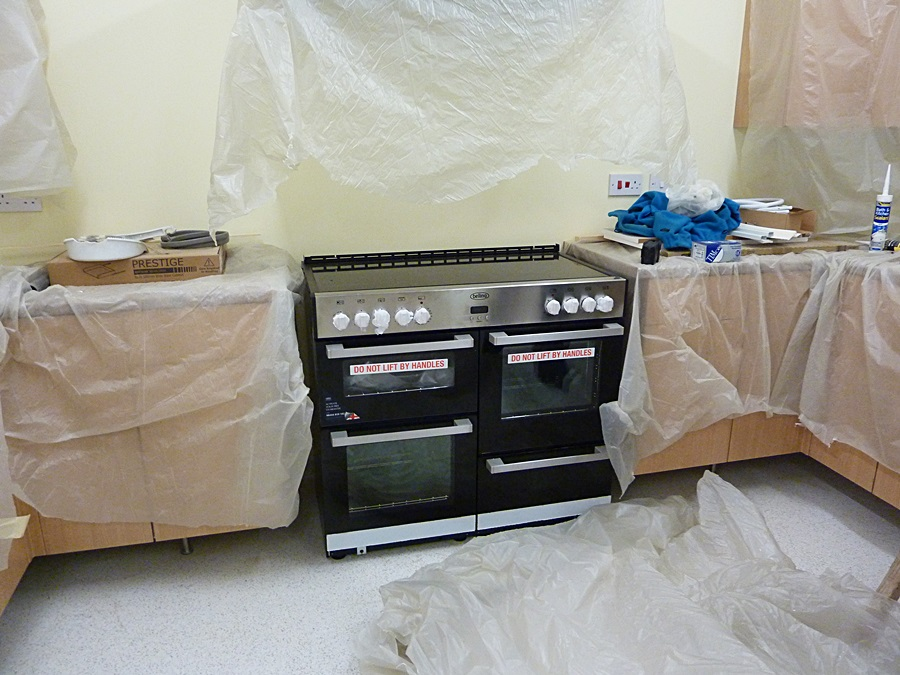 New cooker 1