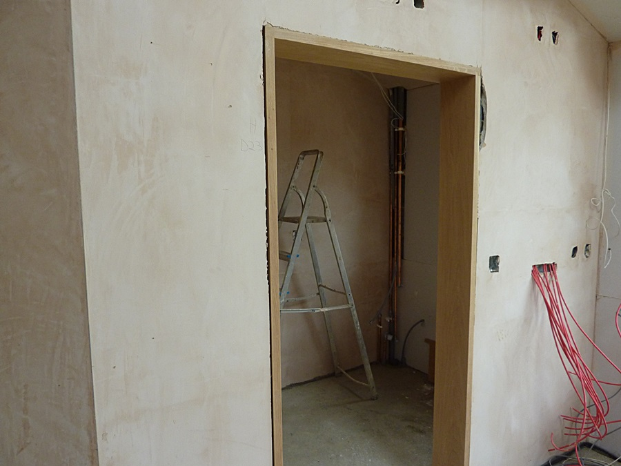 Oak door frames 1